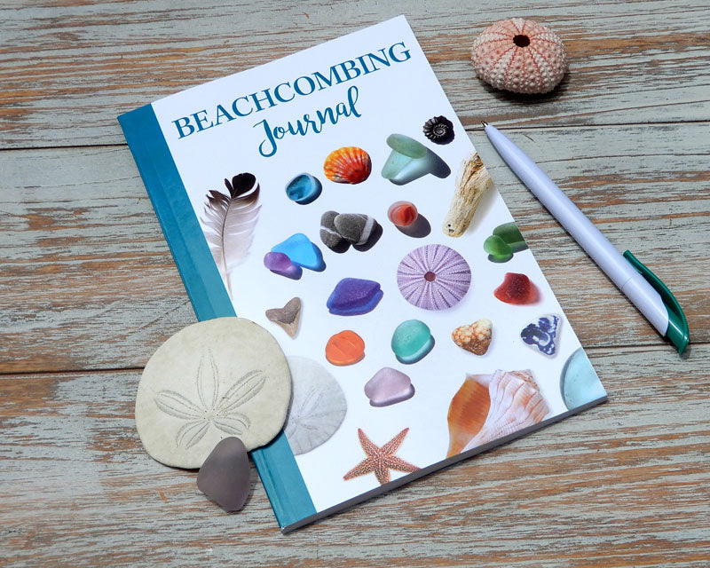 Beachcombing Journal - FREE U.S. Shipping