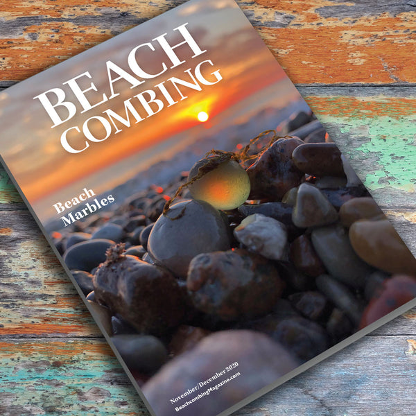 Beachcombing November/December 2020 Issue - PRE-ORDER