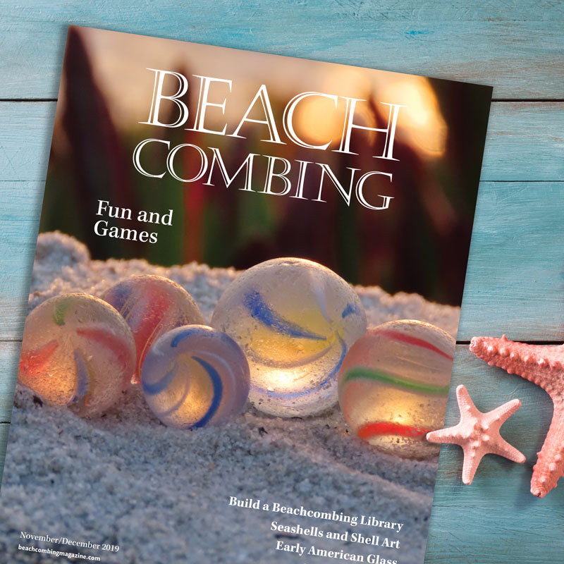 Beachcombing November/December 2019 Issue - FREE U.S. Shipping