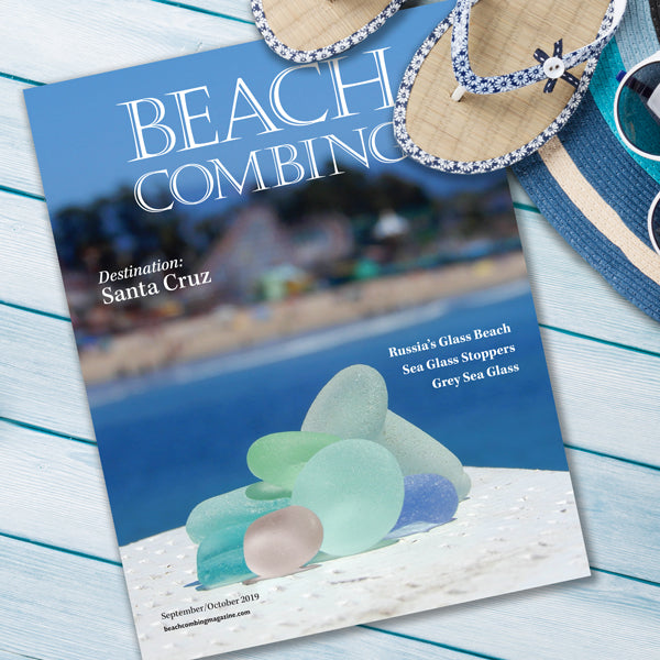 Beachcombing September/October 2019 Issue - FREE U.S. Shipping
