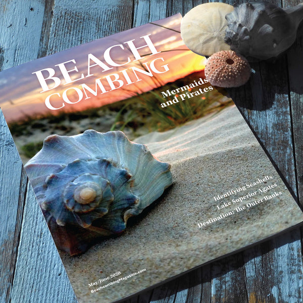 Beachcombing May/June 2020 Issue - RESERVE TODAY