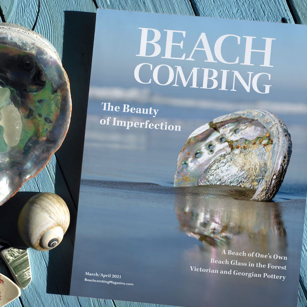 Beachcombing March/April 2021 Issue - FREE U.S. Shipping