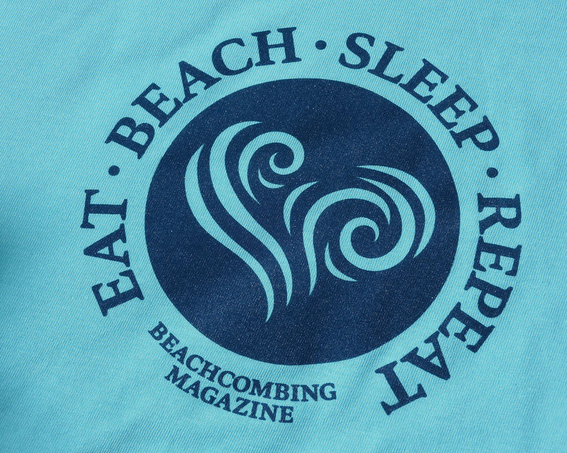 Eat, Beach, Sleep, Repeat T-Shirt - FREE U.S. Shipping