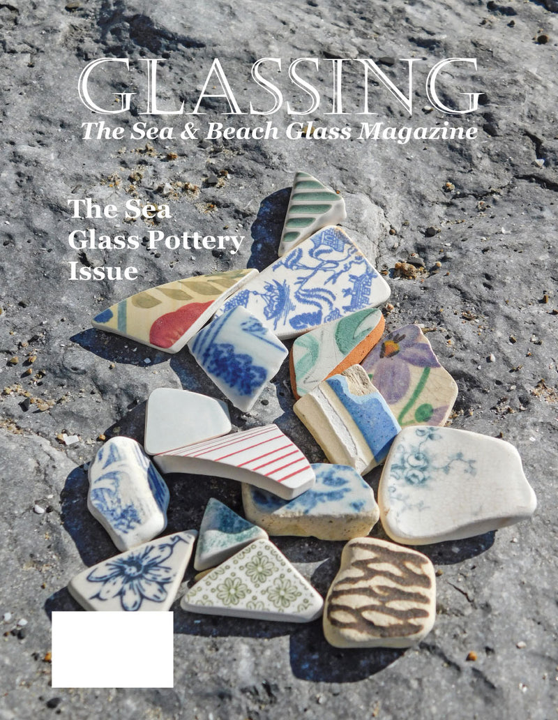 Glassing Magazine July/August 2018 Issue