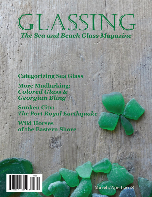 Glassing Volume 5: March/April 2018