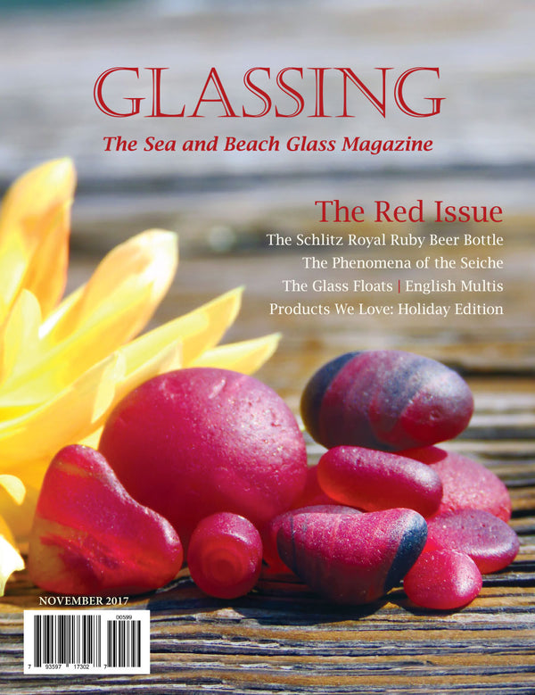 Glassing Volume 3: November 2017