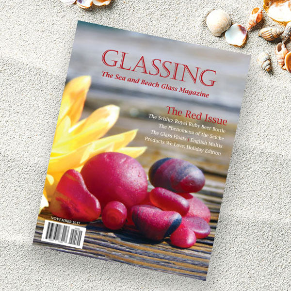 Glassing Magazine November 2017 Issue
