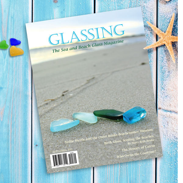 Glassing Volume 2: September 2017