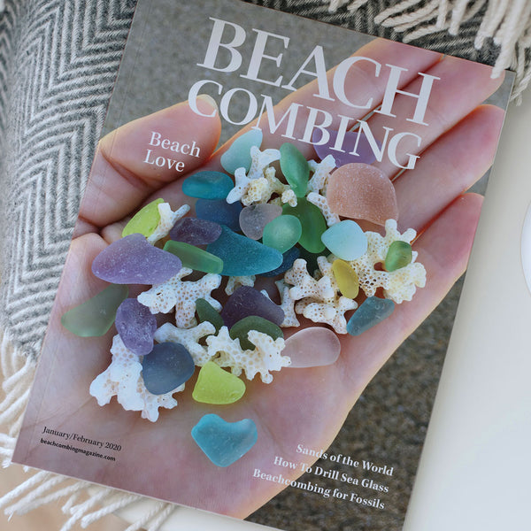 Beachcombing January/February 2020 Issue - FREE U.S. Shipping