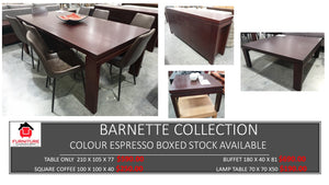 BARNETTE COLLECTION