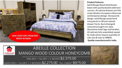 Abeille Bedroom Collection