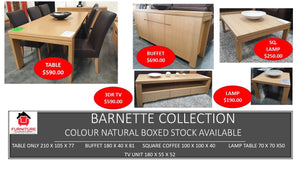 Barnette Natural Collection