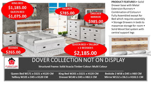 Dover Bedroom Collection