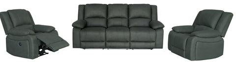Marvel 3 + 1 + 1 Seater Recliner Set
