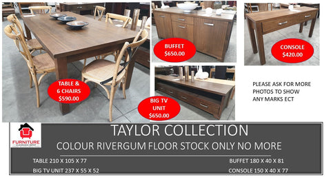 Taylor Rivergum Collection