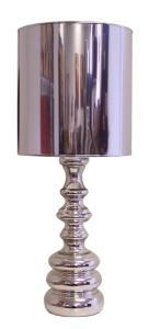 Table Lamp Chrome Glass Acrylic
