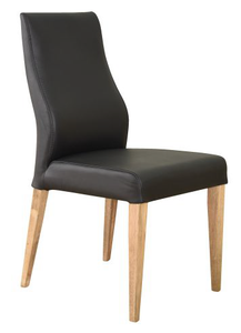 Ally Leather Dining Chair