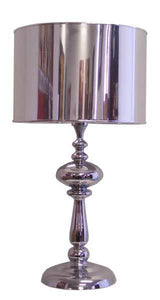 Chrome/Acrylic Table Lamp
