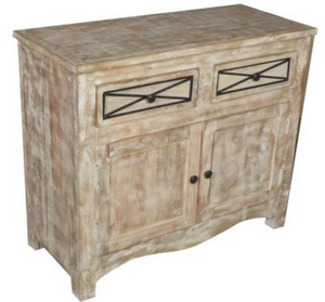 Coastal Mango 2 Drawer Buffet
