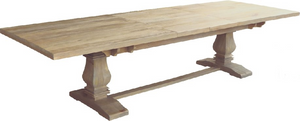 Denver Mango Extension Dining Table