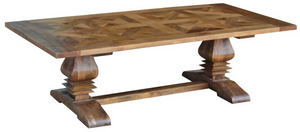 Duke Parquetry Coffee Table