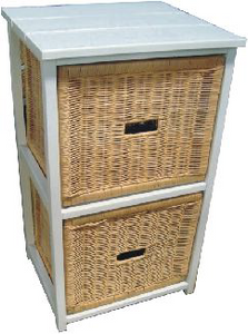 Northshore 2 Drawer Cabinet