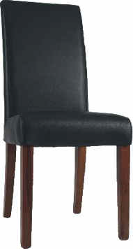 Shelley Top Grain Leather Chair