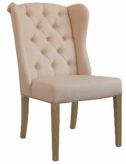 Windsor Linen Dining Chair