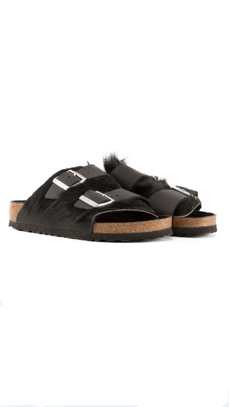 Birkenstock Arizona Fur Limited