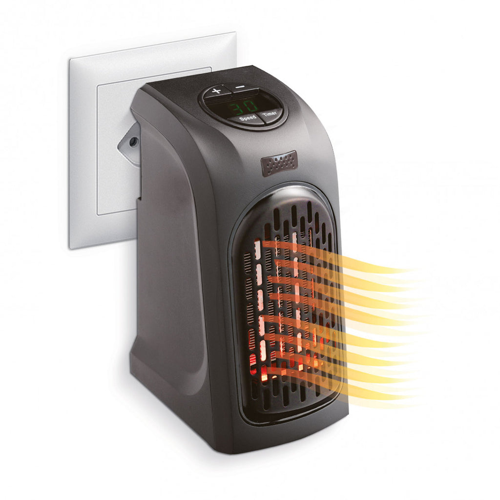 Handy Plug-In Heater