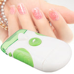 Portable Electric Nail File Trimmer