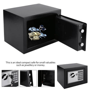 Electronic Steel Safe Digital Keypad and Key Locks