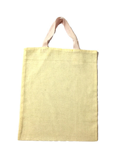 Muslin Shopping Bag (12x10 inches)