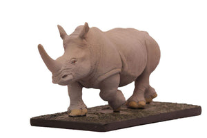 Handmade one horned Rhino