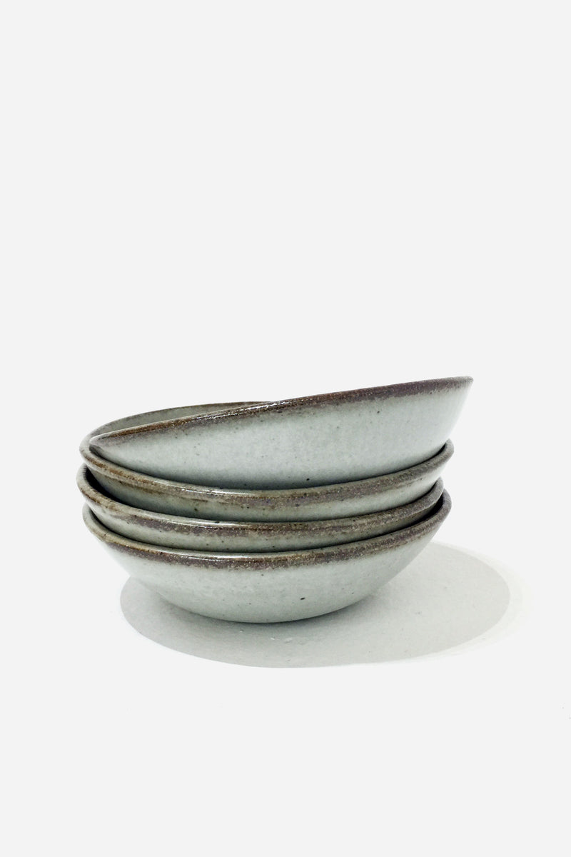 sharon alpren cereal bowl in white at stockroom kyneton