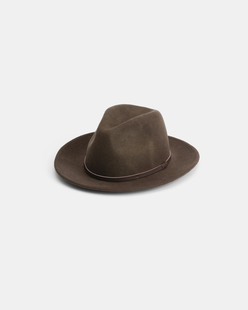Will + Bear William hat in brown at stockroom kyneton