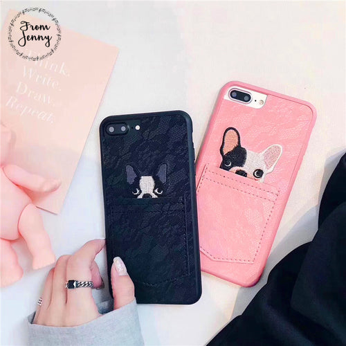 Cute iPhone Case - dogs-over-everything
