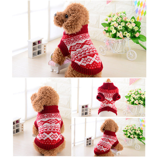 Stylish Winter Sweater - dogs-over-everything
