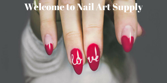 Welcome To The World Of Nail Art Na Supply