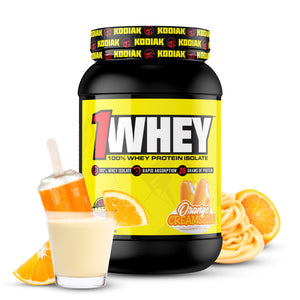orange creamsicle whey protein