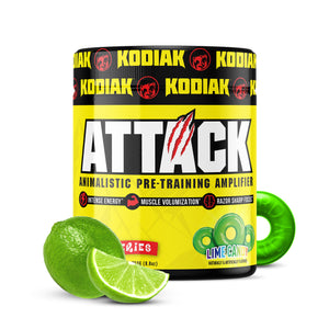 lime candy intense pre workout