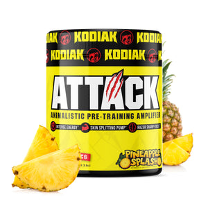 pineapple intense pre workout