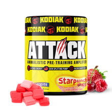 Load image into Gallery viewer, starburst intense pre workout