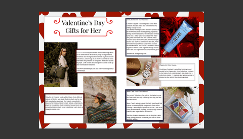 magazine article velntines day gifts for her