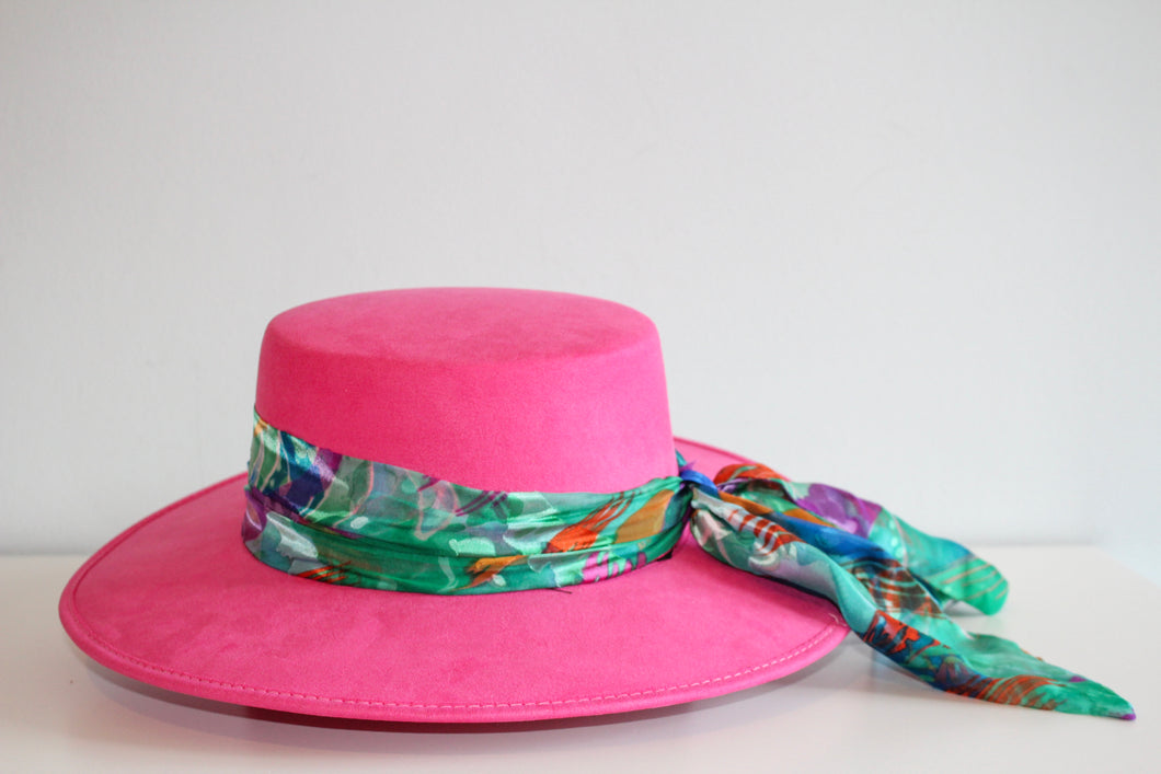Sombrero – Pink coolness