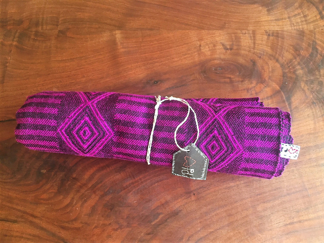 Rebozo - Electric Purple