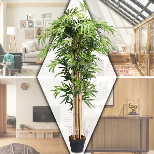 Realistic Artificial 150cm Bamboo Tree Home And Office