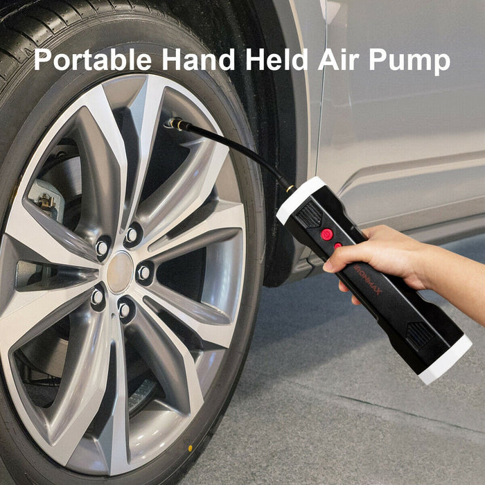 12v Portable Tyre Inflator / Air Compressor with LCD Display