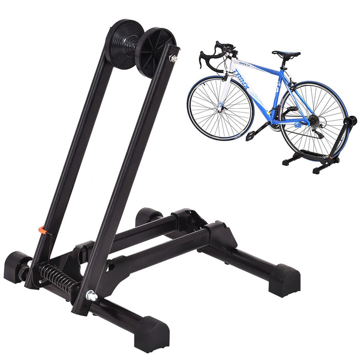 Bike Stand Adjustable Floor Parking Rack 16-29""