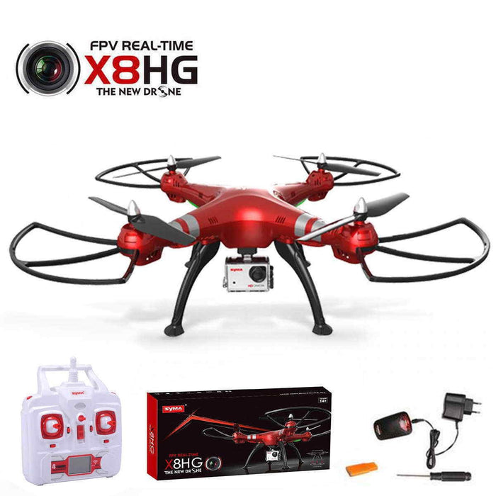 Syma X8HG Quadcopter with HD Camera